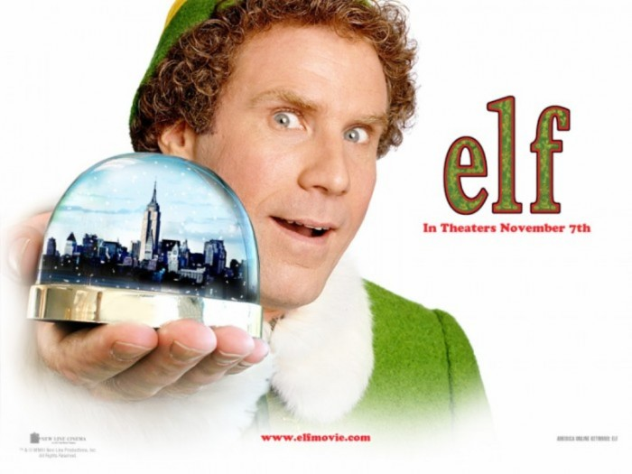 elf-he-musical-700x525 Top 10 Christmas Movies of All Time
