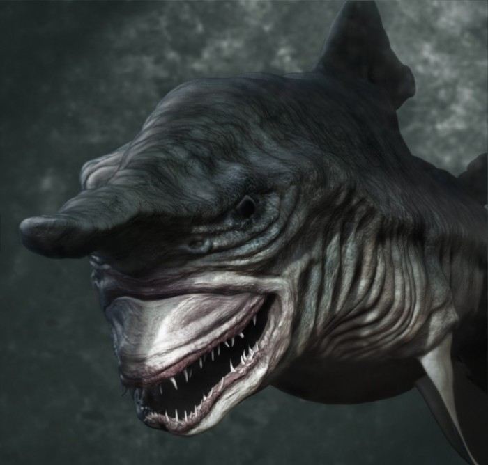 goblin_shark_20130314_11698140011 Have You Ever Seen Such a Scary & Goblin Shark with Two Faces?