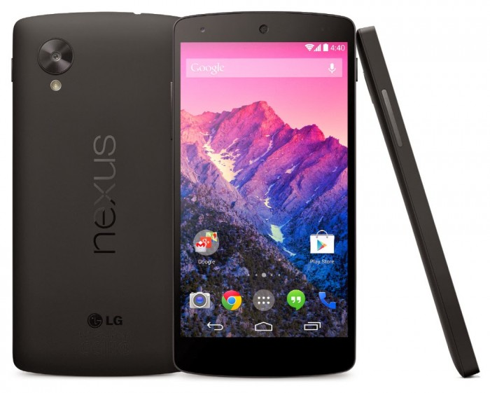 google-nexus-5 Google Releases Its Nexus 5 that Is Powered by Android 4.4, KitKat