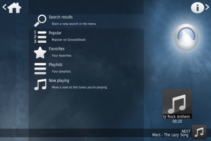 grooveshark... Enjoy Listening to Millions of Free Online Songs with Grooveshark