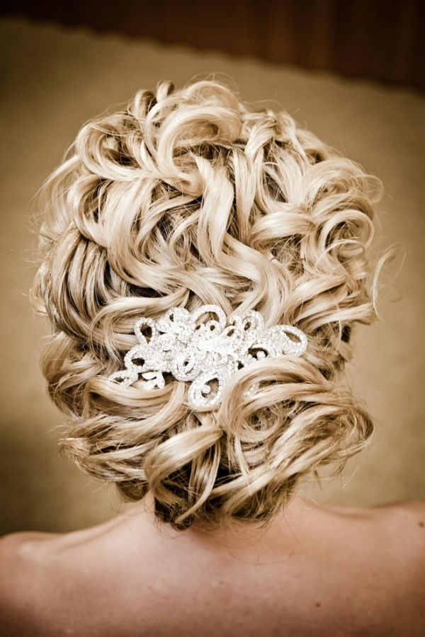 hair-2014 47+ Creative Wedding Ideas to Look Gorgeous & Catchy on Your Wedding