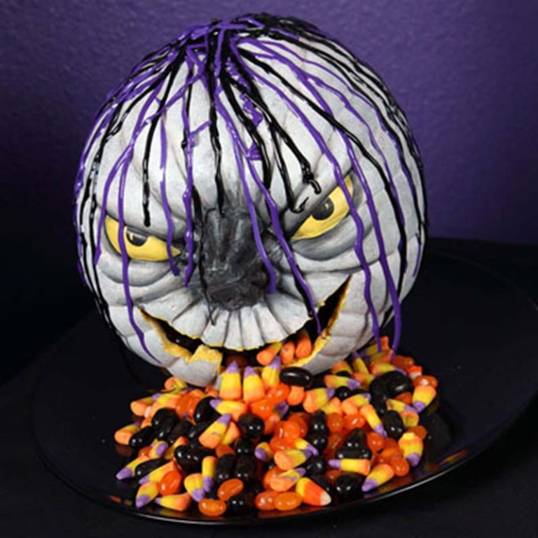 halloween-decorationshalloween-decoration-ideashalloween-decorating-ideas. Top 60 Creative Pumpkin Carving Ideas for a Happy Halloween