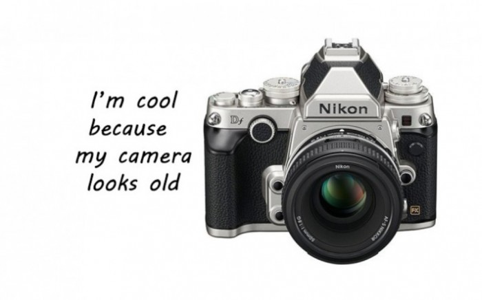 hipster_nikon_df-710x443 Nikon Df Camera As an Exceptional Combination Between the Classic Shape & Advanced Performance