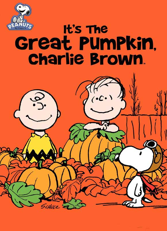 its-a-great-pumpkin-charlie-brown-movie-poster-1966-1020427391 Top 10 Best & Most Interesting Kids Halloween Movies of All Time
