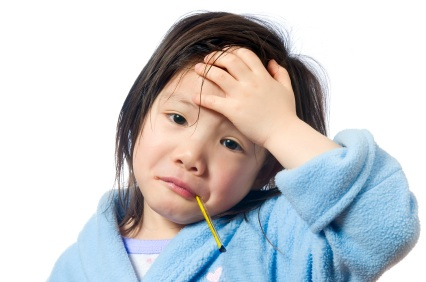 k3 Signs Which You Have To Know To Discover That Your Kid Is Suffering From Illness