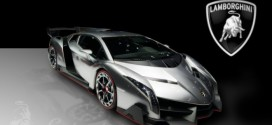 Lamborghini Veneno Allows You to Enjoy Driving At a High Speed