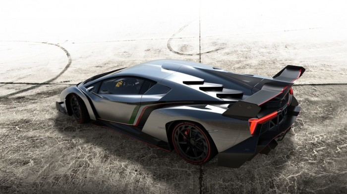 lamborghini_veneno_wallpaper_3-HD Lamborghini Veneno Allows You to Enjoy Driving At a High Speed