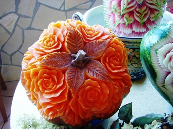 lartedellintaglio Top 60 Creative Pumpkin Carving Ideas for a Happy Halloween