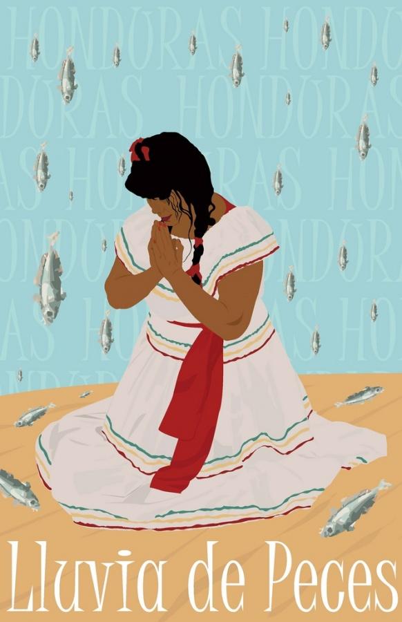 lluvia-de-peces Believe It or Not! It Is Raining Fish in Honduras Instead of Water Drops