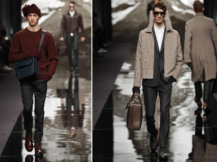 louis-vuitton_fashion_fall_autumn_winter_2013_2014_luxury_lifestyle_design_men_collection_trend_02 75+ Most Fashionable Men's Winter Fashion Trends Expected for 2021