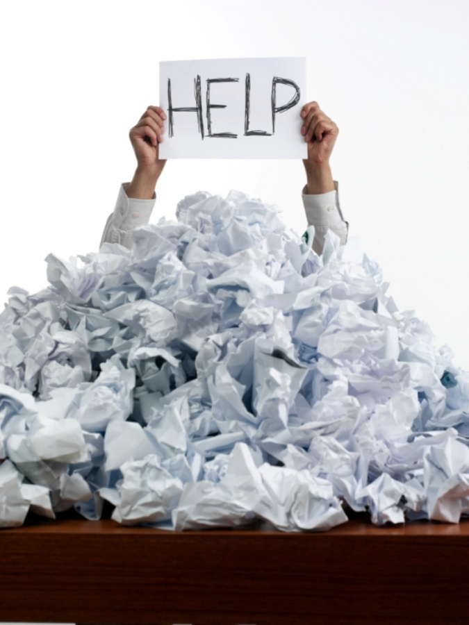 messy-drafts-image Do You Know How to Write a Novel on Your Own?