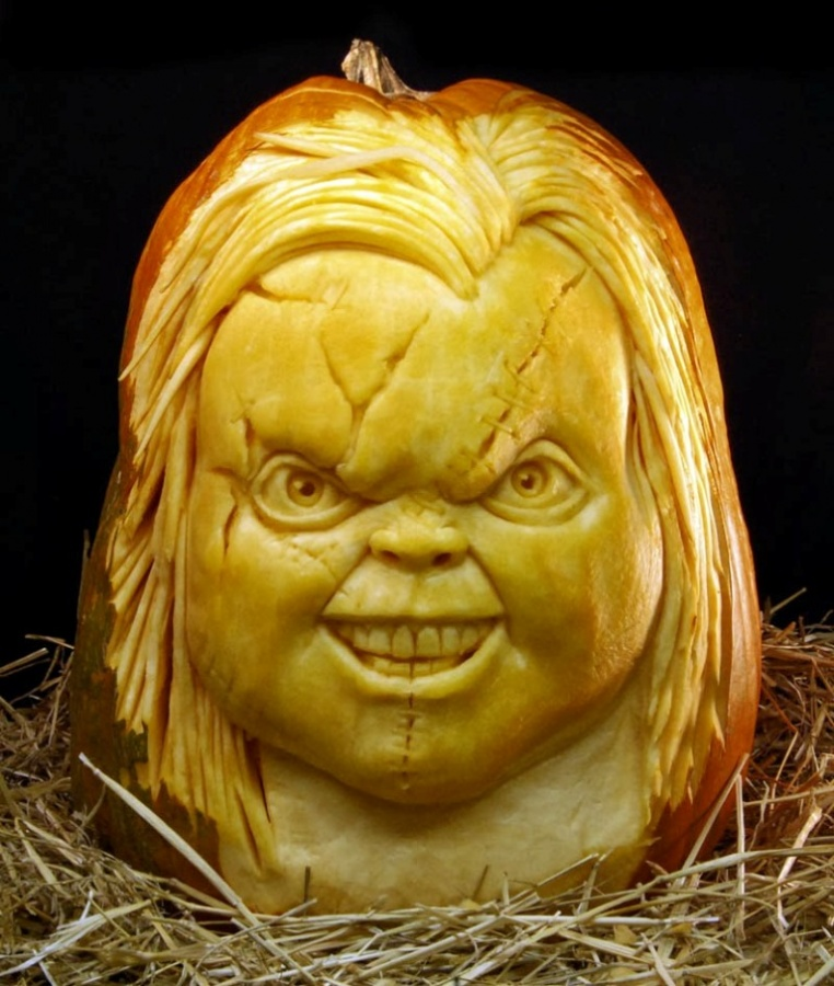 most-amazing-pumpkin-carving-ray-villafane-2 Top 60 Creative Pumpkin Carving Ideas for a Happy Halloween