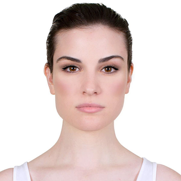 neutral-elegance-wedding-makeup 8 Tips On How To Cure Your Acne