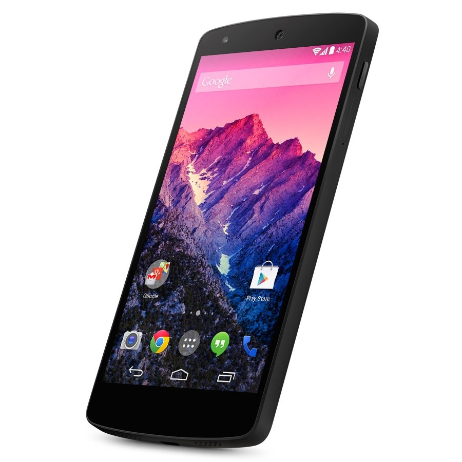 nexus-5-1 Google Releases Its Nexus 5 that Is Powered by Android 4.4, KitKat