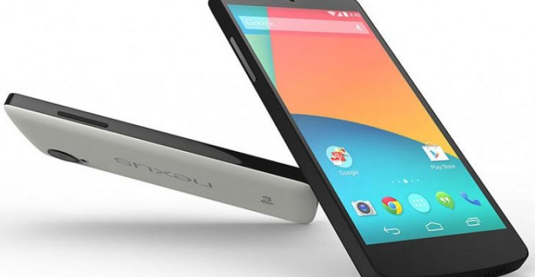 Photo of Google Releases Its Nexus 5 that Is Powered by Android 4.4, KitKat