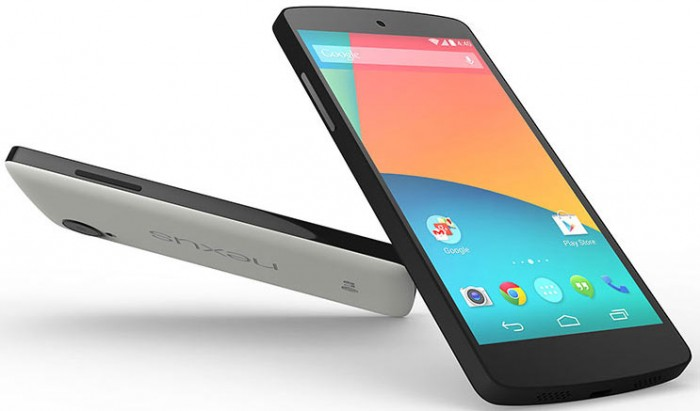 nexus-5-d2 Google Releases Its Nexus 5 that Is Powered by Android 4.4, KitKat