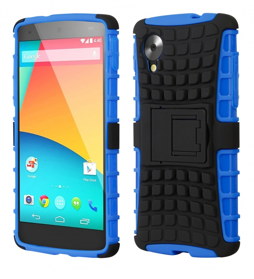nexus5-spi-blue Google Releases Its Nexus 5 that Is Powered by Android 4.4, KitKat