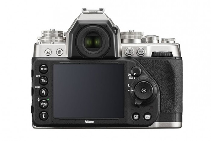 nikondf1 Nikon Df Camera As an Exceptional Combination Between the Classic Shape & Advanced Performance