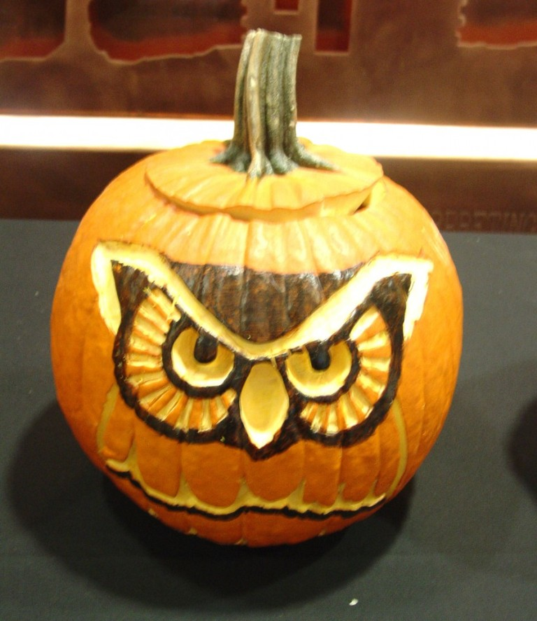 others-original-pumpkin-carving-ideas-2011-a-little-bit-of-everything-awesome-imaginative-carved-pumpkin-ideas Top 60 Creative Pumpkin Carving Ideas for a Happy Halloween