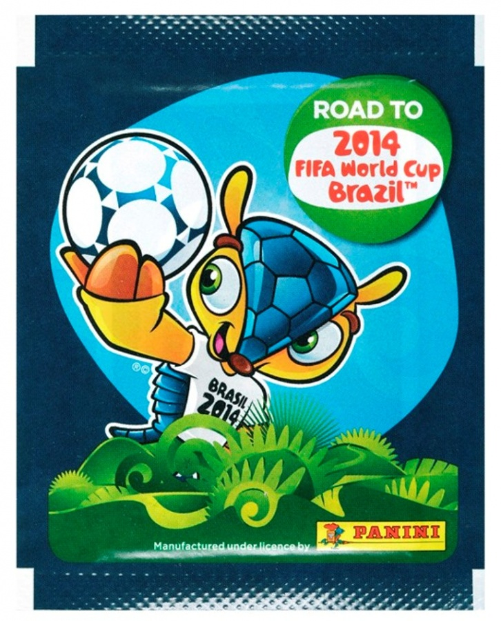 panini-america-road-to-the-2014-fifa-world-cup-3 $90-$900 for a Ticket to Attend the 2014 FIFA World Cup Matches