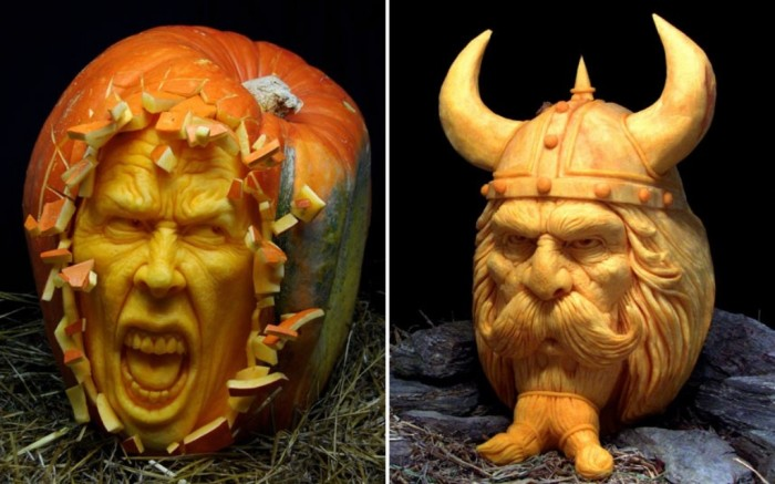 pumpkin-carving-4_2369177k Top 60 Creative Pumpkin Carving Ideas for a Happy Halloween