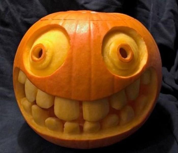 pumpkin-carving-ideas-24 Top 60 Creative Pumpkin Carving Ideas for a Happy Halloween