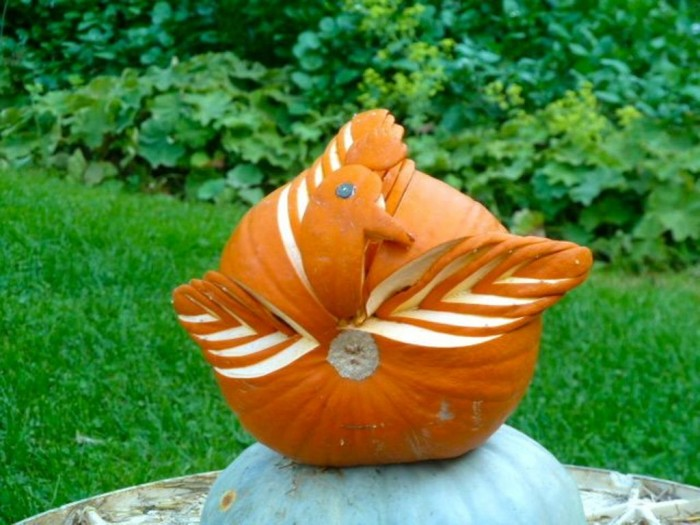 Top 60 creative pumpkin carving ideas for a happy for Different pumpkin designs