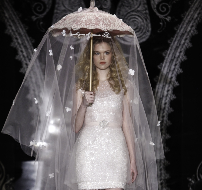 reem_acra 47+ Creative Wedding Ideas to Look Gorgeous & Catchy on Your Wedding