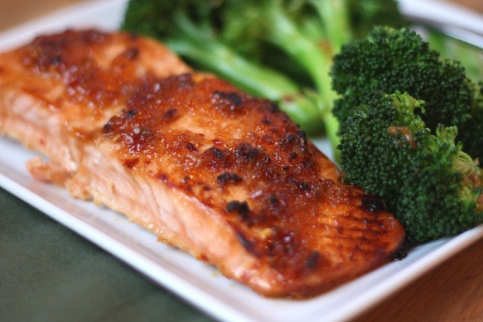 salmon 10 Types of Food to Provide You with Longevity & Good Health