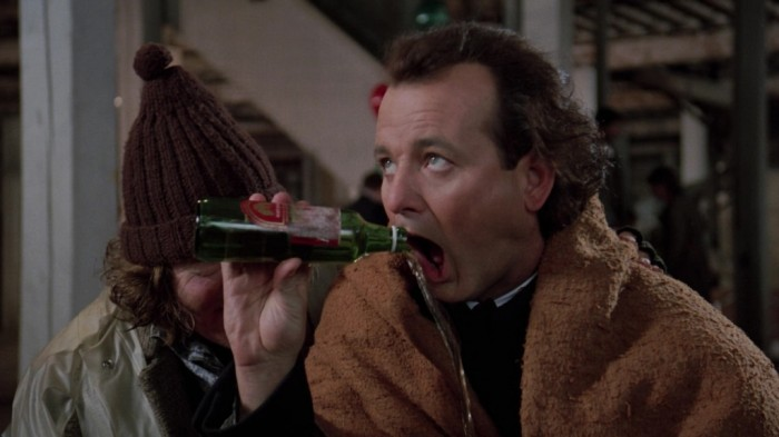 scrooged-bill-murray Top 10 Christmas Movies of All Time