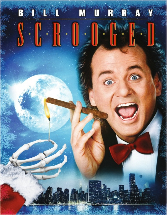 scrooged Top 10 Christmas Movies of All Time