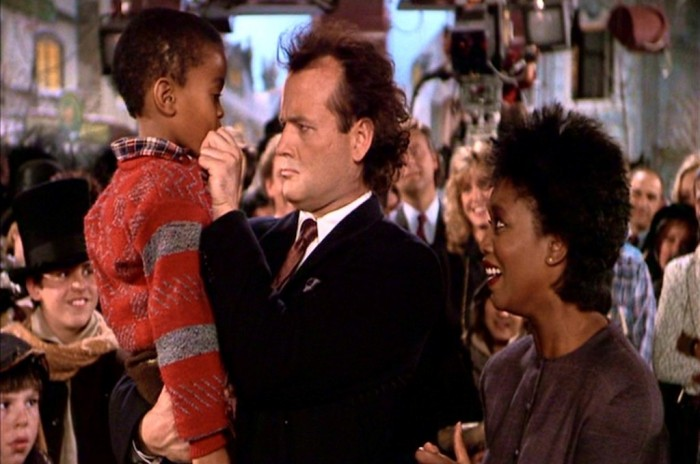 scrooged1 Top 10 Christmas Movies of All Time