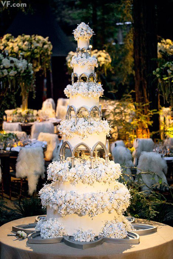 sean-parker-cake 47+ Creative Wedding Ideas to Look Gorgeous & Catchy on Your Wedding