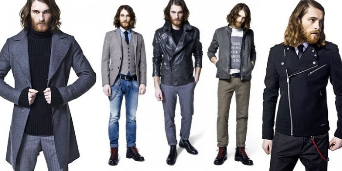 sisley-fall-winter-2013-2014-collection-6 75+ Most Fashionable Men's Winter Fashion Trends for 2019