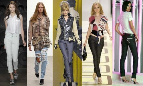 skinny-jeans-spring2008 10 Expert Tips For Women To Look Taller