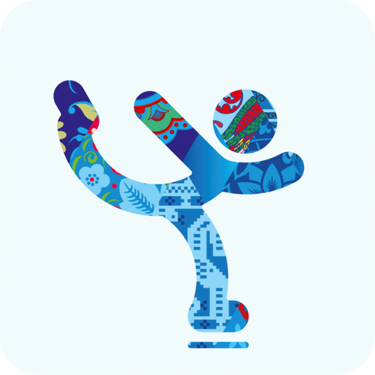 sochi2014pictograms6 The Countdown to Sochi 2014 Winter Olympics Has Started