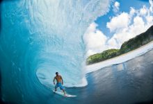 Photo of 70 Stunning & Thrilling Photos for the Biggest Waves Ever Surfed