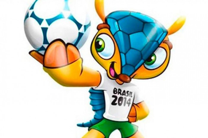 tatu-bola $90-$900 for a Ticket to Attend the 2014 FIFA World Cup Matches