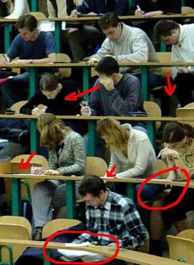 the_easiest_ways_640_2024 Unbelievable & Creative Methods for Cheating on Exams