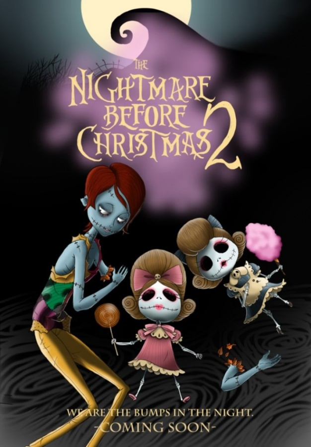 the_nightmare_before_christmas_2_by_dearestantoine-d64m547 Top 10 Christmas Movies of All Time