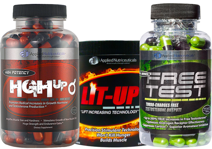 """triple-threat-stack Get All the Essential Nutrients for Your Body from """"Supplements to Go"""""""
