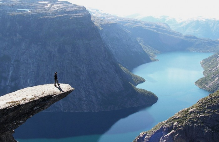 trolltunga-norway. Adventure Travel Destinations to Enjoy an Unforgettable Holiday