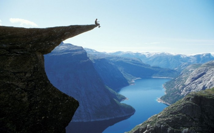 trolltunga-norway Adventure Travel Destinations to Enjoy an Unforgettable Holiday