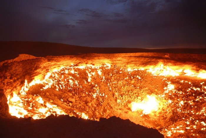 tumblr_mvxbg0l0uf1qbe766o4_1280 The Door to Hell Is Open Now, Have You Ever Seen It?