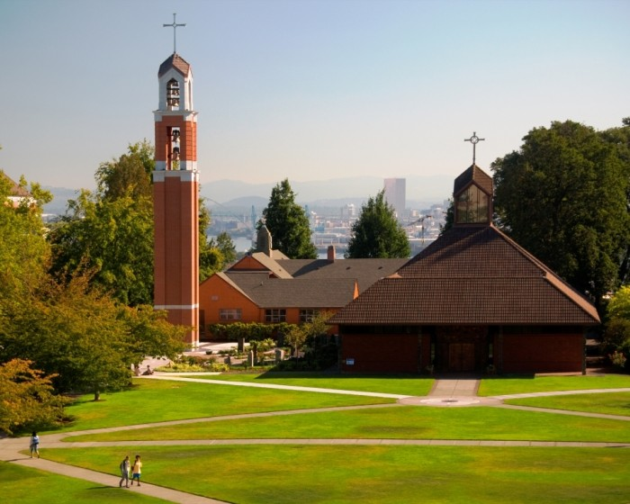 university-of-portland-bell-tower-1 Scholarship Opportunities to Continue Your Education