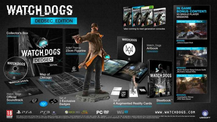watch_dogs_dedsec Top 15 PS4 Games for Unprecedented Gaming Experience