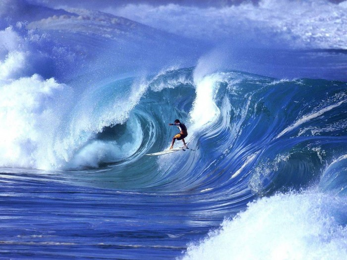 water-tagme-waves-surfing-wallpaper 70 Stunning & Thrilling Photos for the Biggest Waves Ever Surfed