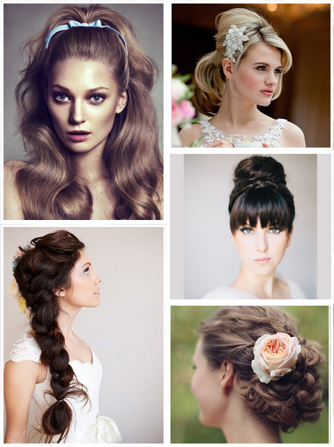weddinghair1 47+ Creative Wedding Ideas to Look Gorgeous & Catchy on Your Wedding