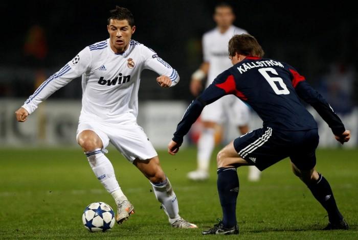رونالدو1 Cristiano Ronaldo the Best Football Player & the Greatest of All Time
