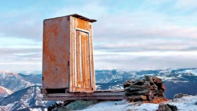 Photo of The Remotest Bathroom in the World, Do You Know Where Is It?